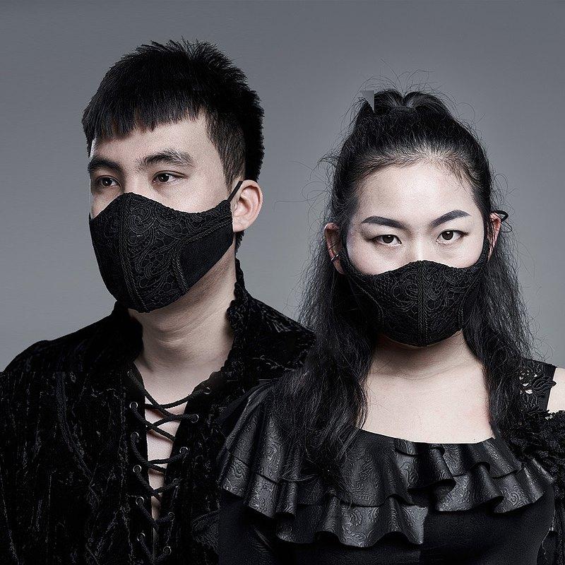 異教徒巫術儀式系列口罩 - 共八款 / 情侶款
