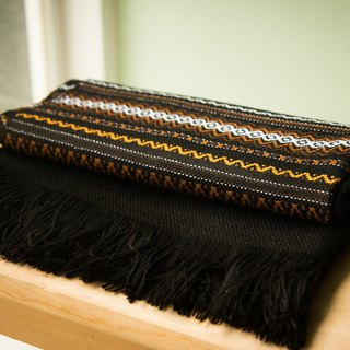 Vista [information], South America, Indian hand-shawl black