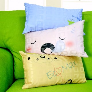 乐印午安枕Colorful Cushion [Bao Te bottle recycling environmentally friendly fiber fabric]