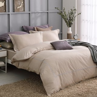 真真-时尚金-high quality 60 cotton dual-use bedding package four-piece group [double size 5*6.2 feet]