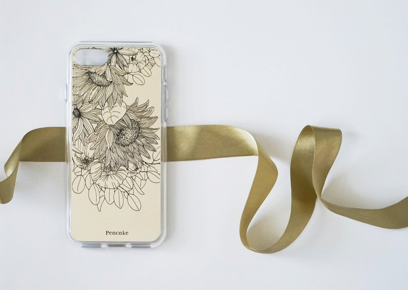 iPhone CASE | Sunflowers
