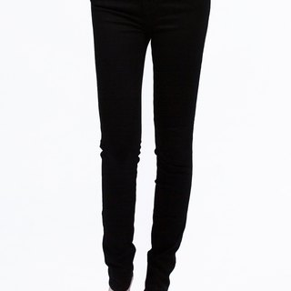 Perfect Fit Black Jeans