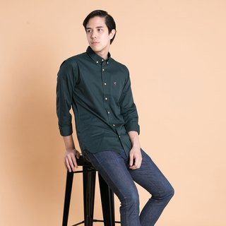 HUMMINGBIRD // duck head green // men slim fit