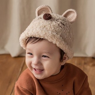 Happy Prince Korean Nu-ri Kitty Baby Hat