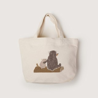 Tote Bag + illustration