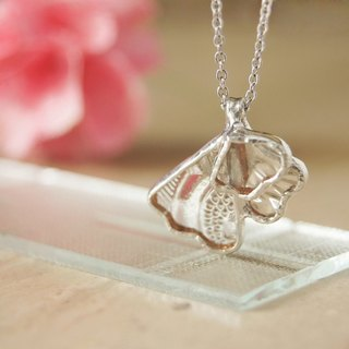 Mother flower (grilles necklace)
