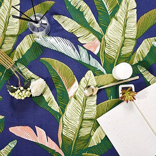 Limited Flower Collection Lightweight Picnic Mat / Beach Mat (Marine Romance)