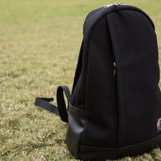 Version double rice package -L strap backpacks (handmade) trademark has been registered (modified version)