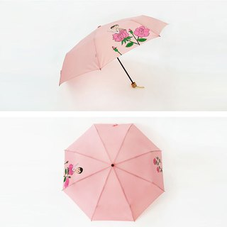Rose if Ruozuo umbrella