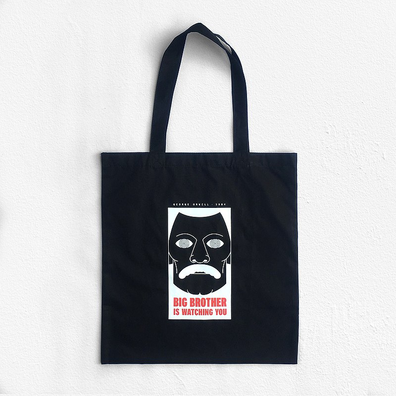 Big Brother Tote-Bag (Black)
