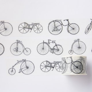 Washi Tapes - Vintage Bicycle