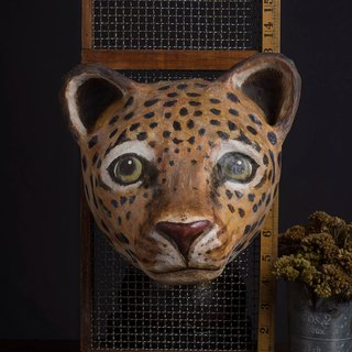 Wall decoration - leopard