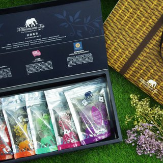 [Year of the Year] Kenya Garden - Williamson Tea Stereo Tea Bag Gift Box