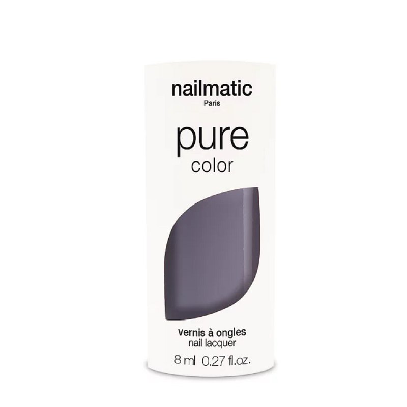 Nailmatic 純色生物基經典指甲油-AYOKO-莫蘭迪灰