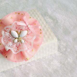 Butterfly Feifei - Ribbon hairpin / Liu Hai folder / hair bundle