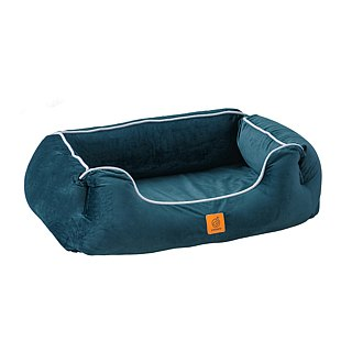 Lifeapp pet luxury sleeping pad _ Monroe Edition / elegant gray / M whole group can be washable