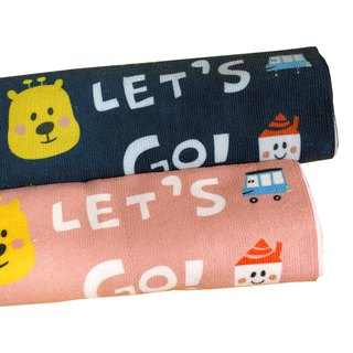 Let's Go! sports towel
