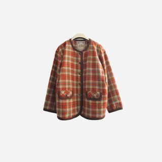 Dislocation vintage / checkered coat no.896 vintage