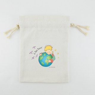 Little Prince Classic Edition License - Draw Pocket (Large) - [Seventh Planet - Earth]