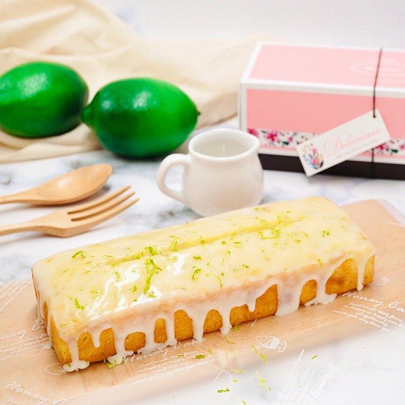 【迷那蛋糕】檸檬糖霜磅蛋糕 禮盒裝