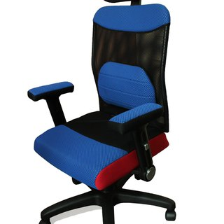 AC RABBIT Full Air Office Chair (Headrest) OC-1703LPAH