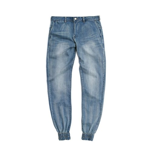 Filter017 Denim Jogger Pants 單寧束口褲