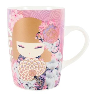 Mug-Airi cute precious [Kimmidoll and blessing doll]