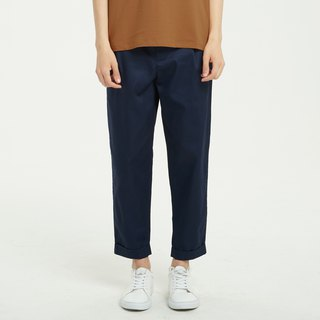 Cotton Ankle-length Trousers