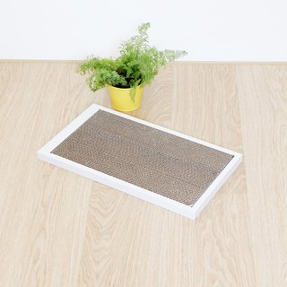 [Ange home] grab the falling sand pad (fresh white)