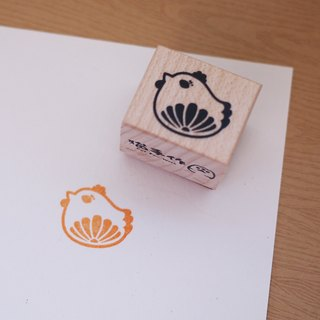 Chicken Maple Stamp