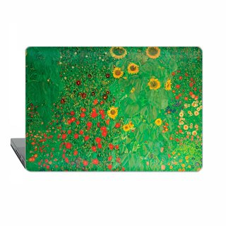 Gustav Klimt Macbook Pro 13 TB 2016 art Case MacBook Air 13 Case garden macbook 11 cover sunflower Macbook Pro 15 Retina Case Hard Plastic 1517