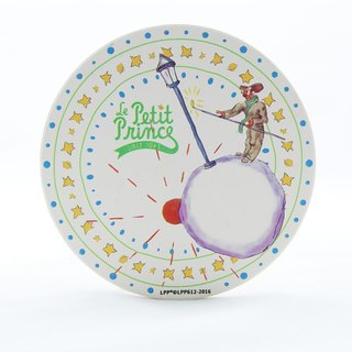 The Little Prince Classic authorization - water coaster: [hard] lamplighter (round / square)