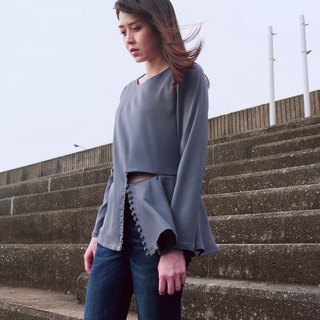Sharon Cut Out Top