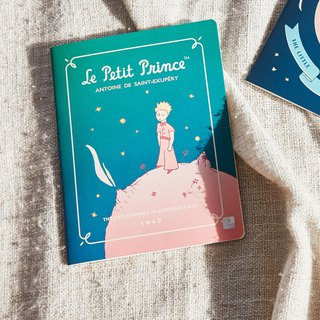 7321 Design Magic Series - Little Prince Horizontal Line Notebook L-B612 Planet, 73D73297