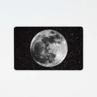 Moon MOON | Wafer Tour Card