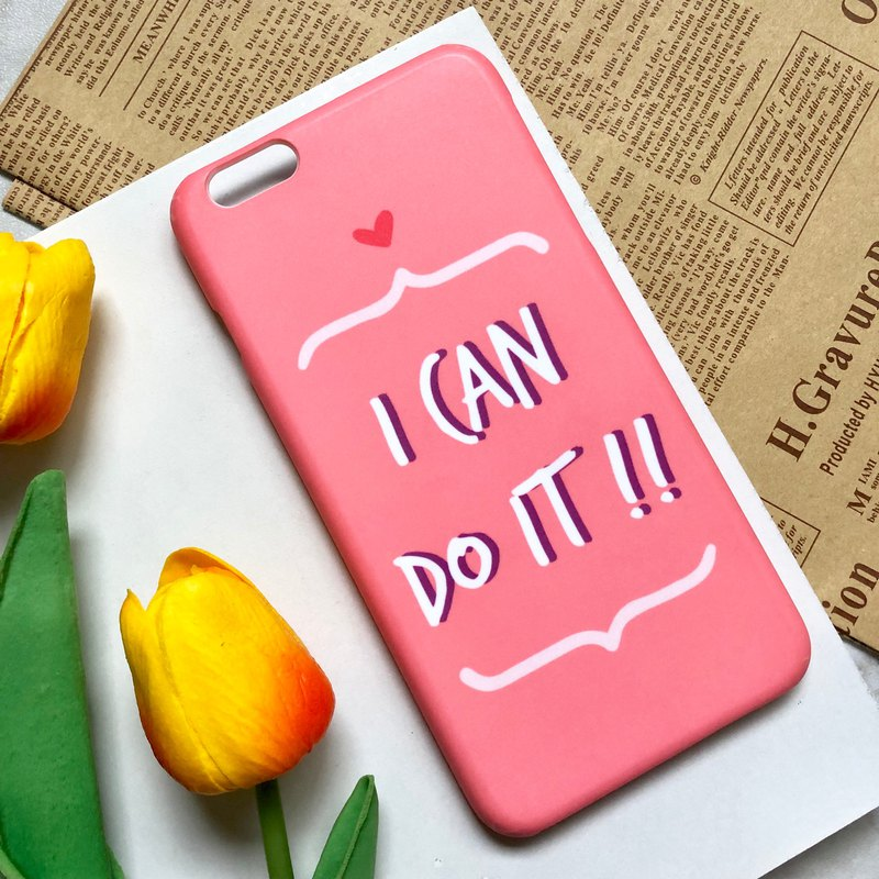 i can do it :: phrase collection