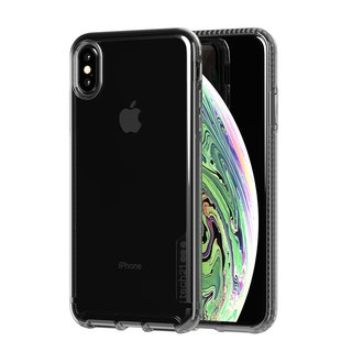British Tech 21 anti-collision hard protective case PURE TINT iPhone Xs (5056234706992)