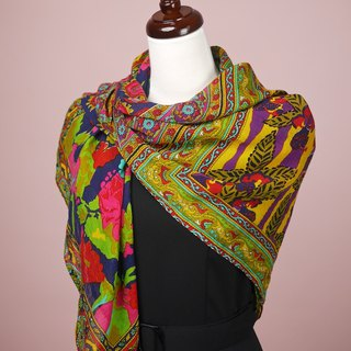 Indian wind scarf