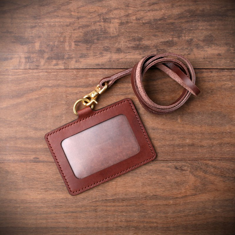 [NS handmade leather goods] horizontal manual document set (Qiu Yuwen custom)