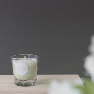 Dessert Candle - Vital Pistachio - 45ml Pistachio Smoothie - Manual Natural Oil Soy Candle