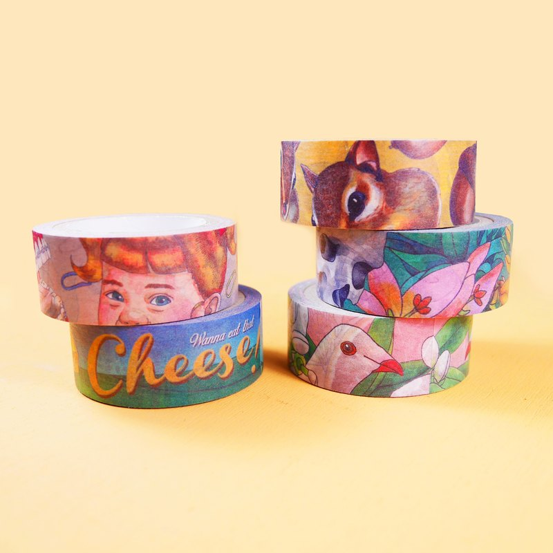 Masking Tape Combo Set ( with extra gifts! )