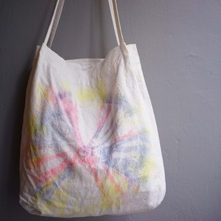 Tie-dye cotton sacks | Fire