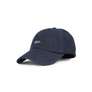 Mon. Blue Monday cap (tannin blue)
