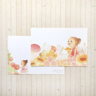 [Fei Ni series - Garden] Postcards