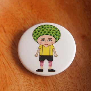 Small badge - Agong