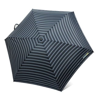 【Taiwan's Creative Rain's talk】 Gentleman UV 50% off hand umbrella