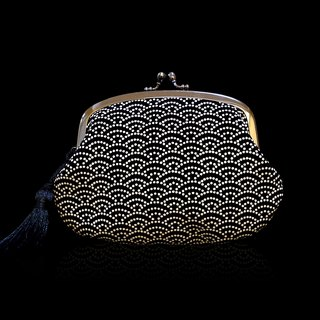 Japan, India, the wind, parent-child gold bag - Haibo