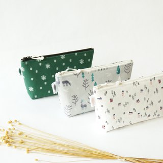 /Nordic Series // Portable Cosmetic Bag/Small Bag/Travel Bag