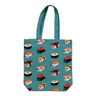 Sushi Frenchie • Tote Bag