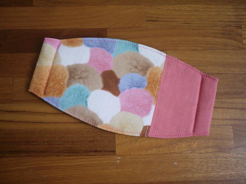 手作訂製=日常必備小物=手作口罩=毛球=棕